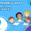 Mengenal Preposition In, On, and At